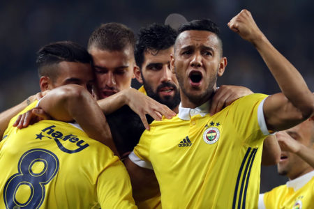Fenerbahçe 3 puanı 3 golle aldı: Fenerbahçe 3-1 Evkur Yeni Malatyaspor