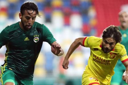 Fenerbahçe son dakikada yıkıldı: Fenerbahçe 3-3 Kayserispor