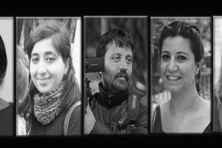 Ankara'da 5 gazetecinin evine şafak baskını