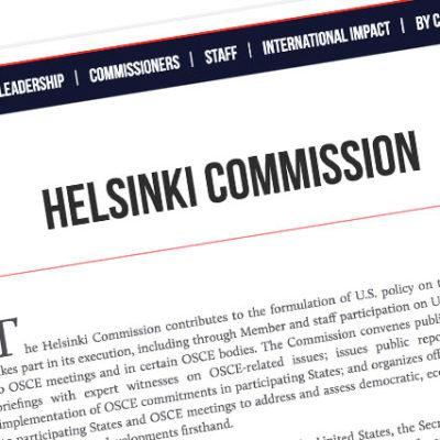 Helsinki Komisyonu'ndan Türkiye'ye: OHAL'i kaldırın