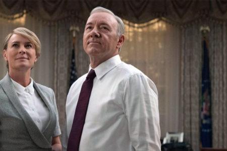 Netflix, Spacey'e yönelik taciz suçlamalarının ardından 'House of Cards' dizisini bitiriyor