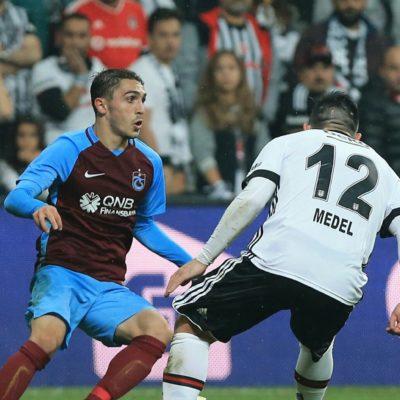 Derbide kazanan çıkmadı: Beşiktaş 2-2 Trabzonspor