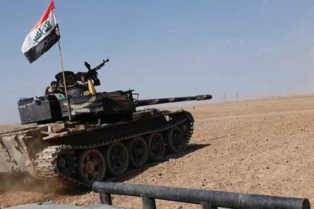 Irak güvenlik güçleri, Kerkük'e operasyon başlattı