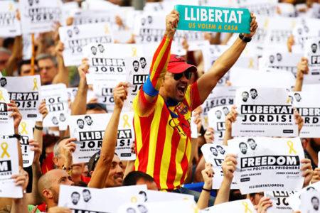 'İspanya'nın Katalonya kararı yasadışı ve ahlaksız'