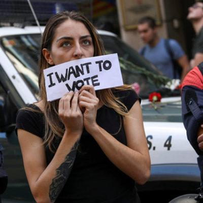 Katalonya hükümeti: Bağımsızlık ilanı hakkını elde ettik