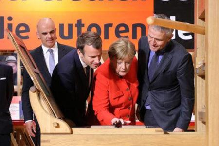 Frankfurt Kitap Fuarı açıldı: Açılışa basın ve ifade özgürlüğü damgasını vurdu