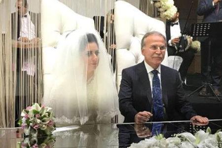 AKP'li Mehmet Ali Şahin 39 yaşındaki eski sekreteriyle evlendi