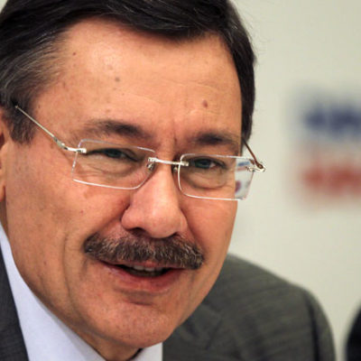 Gökçek veda bülteninde AKP'nin adı anmadı, Erdoğan'a teşekkür etmedi