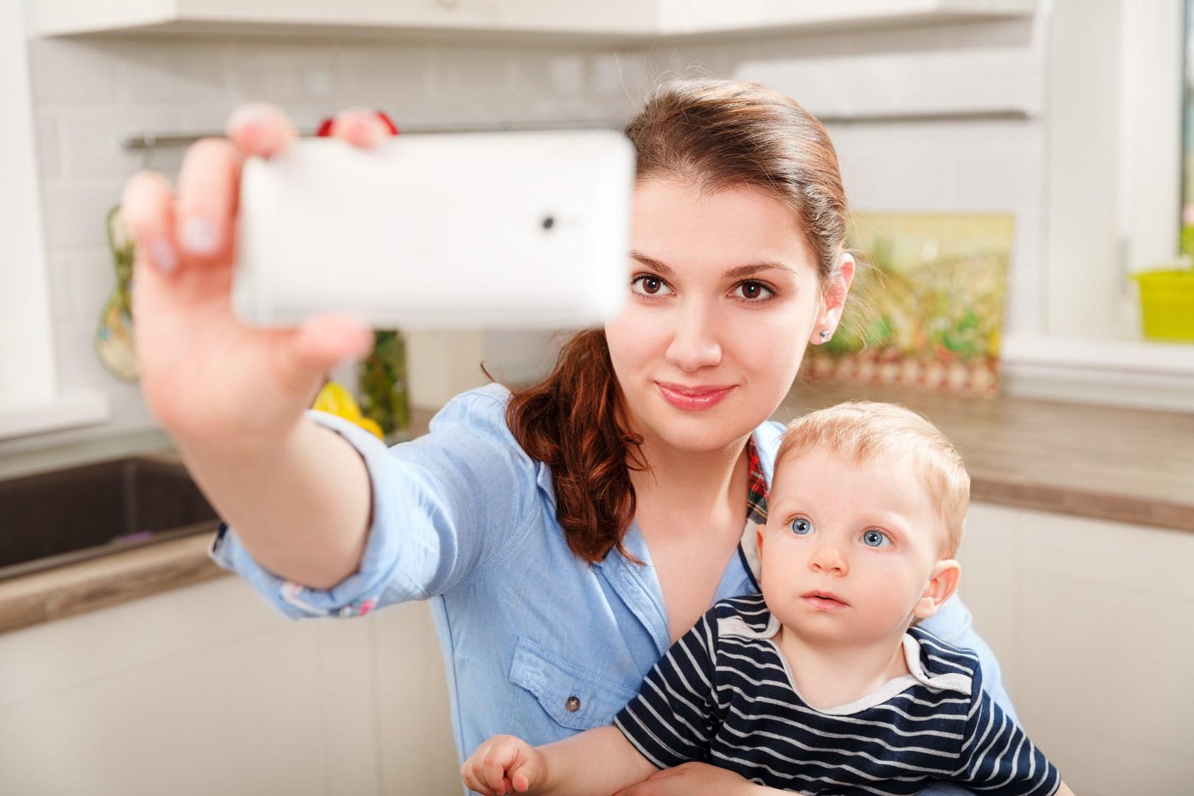 Sosyal medyada çocuğunuzu yayınlarken dikkat