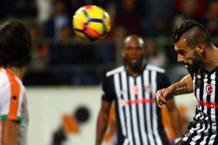 Negredo gol orucunu bozdu, Beşiktaş kazandı