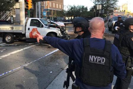 New York'ta 'terör saldırısı': Saldırgan Özbek vatandaşı