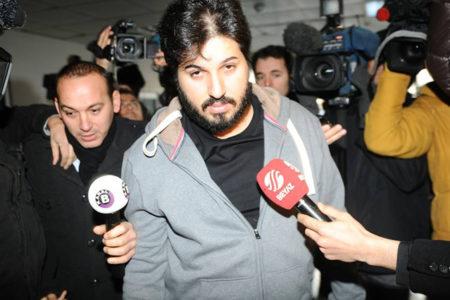 ABD notaya cevap verdi: Zarrab halen tutuklu
