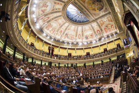 İspanya Senatosu 155. madde için düğmeye bastı