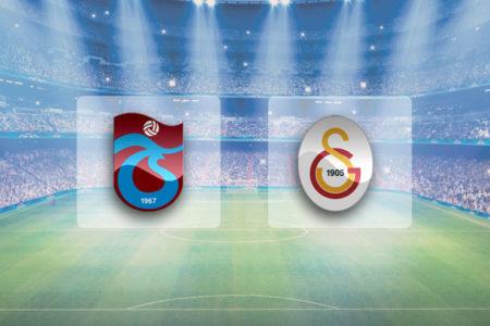 Lider Galatasaray, Trabzonspor'a konuk oluyor