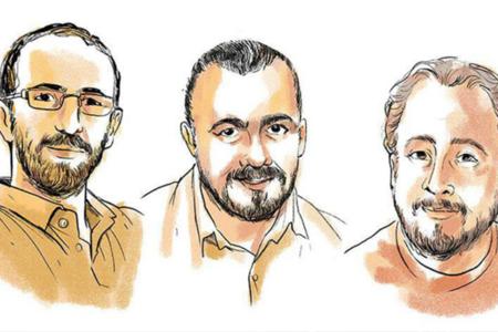 """Albayrak maillerinden tutuklu gazeteciler: """"Yaptığımız sadece habercilik"""""""