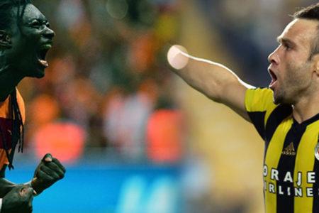 Derbiden 3 puan çıkmadı: Galatasaray 0-0 Fenerbahçe