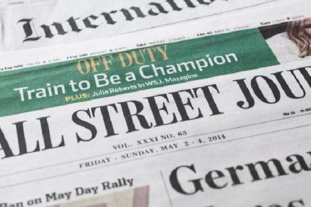 Türkiye'den Wall Street Journal muhabirine hapis cezası