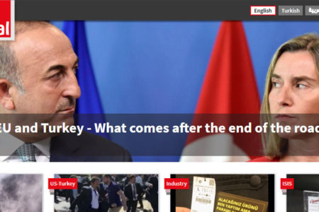 Türkçe, İngilizce ve Arapça yayın yapacak Ahval, bu gece yarısından itibaren yayında