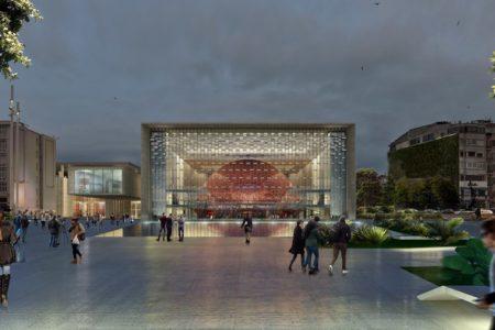 Erdoğan, yeni Atatürk Kültür Merkezi'nin 2019'da biteceğini açıkladı