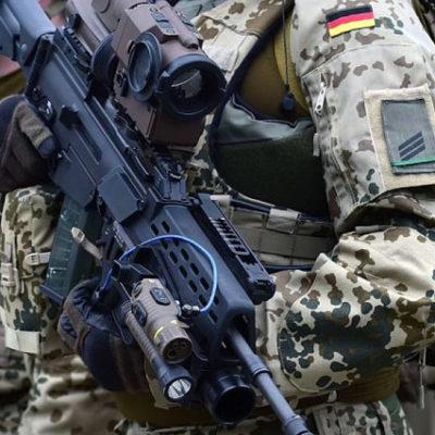 Alman ordusunun felaket senaryoları raporu: 'Stratejik Öngörü 2040'