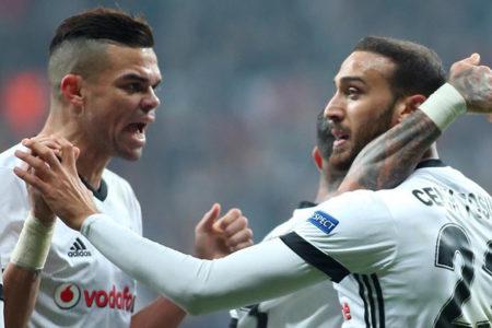 Beşiktaş, Şampiyonlar Ligi'nde ikinci tura yükseldi!