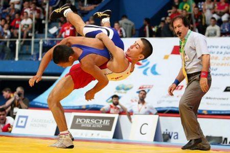 Burhan Akbudak Dünya şampiyonu oldu