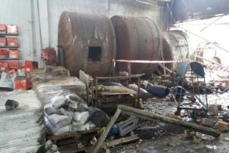 Bursa'daki patlamada fabrika sahibinin oğlu da öldü