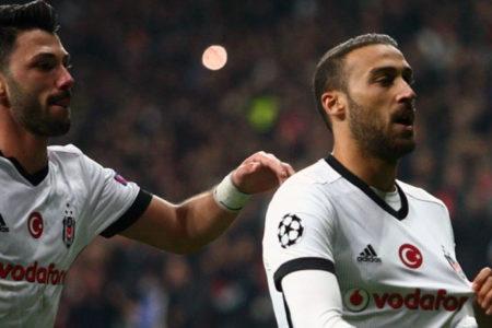 Beşiktaş yenilgisiz lider: Beşiktaş 1-1 Monaco