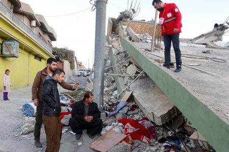 Irak'taki deprem sonrası ırkçı paylaşım yapan hastane müdürü kovuldu