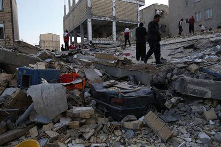 Irak'ta deprem: En az 328 ölü