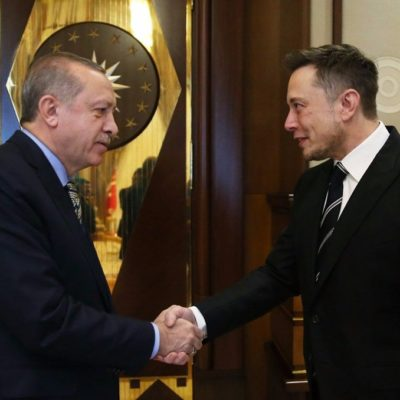 Cumhurbaşkanı'yla görüşen Elon Musk'ın Mars'ta koloni hayali