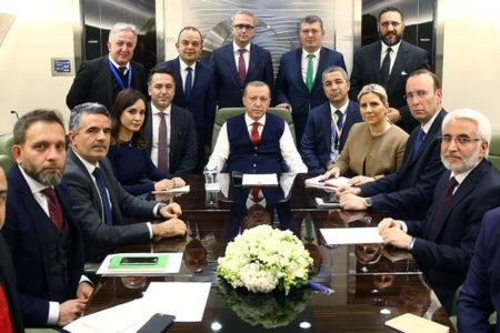 Erdoğan'dan muhalefet partilerine: Gereğini yapın yoksa İçişleri Bakanlığı devreye girer