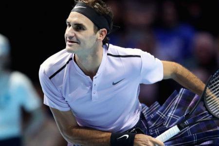 Roger Federer İskoç eteği giydi