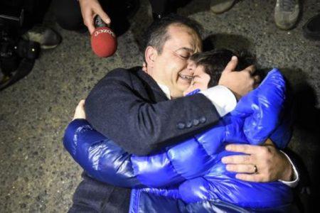 Gazeteci Gökmen Ulu Silivri Cezaevi'nden çıktı