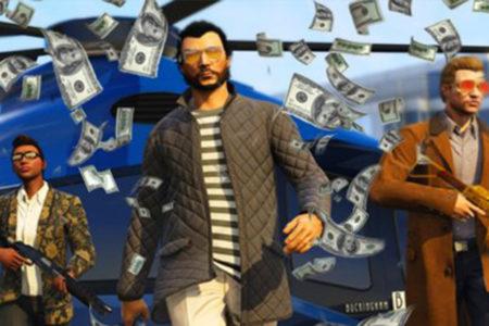 GTA 5 artık dünyanın en çok satan oyunu