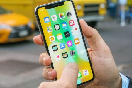 iPhone X, Apple'ın hisselerini uçurdu