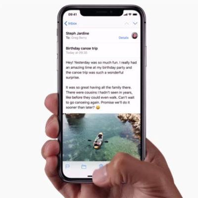Apple'dan iPhone X kullanıcılarına uyarı: Ekran yanması OLED ekranların doğasında var