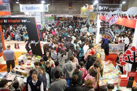 İstanbul Kitap Fuarı kapılarını 36'ncı kez açtı
