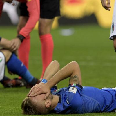 Dünya Kupası elemelerinde İtalya – İsveç berabere kaldı: 0-0