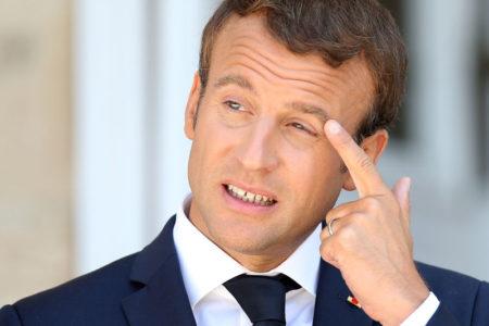 Macron yine çok mutsuz: Erdoğan'la telefon görüşmesi yaptı