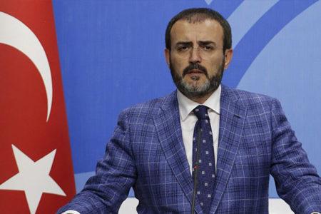 AKP Sözcüsü Mahir Ünal'dan seçim barajı açıklaması