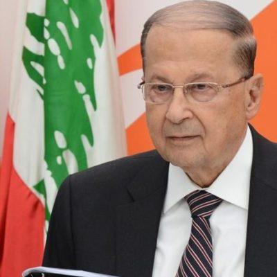 "Lübnan Cumhurbaşkanı: ""Hariri gözaltında"""
