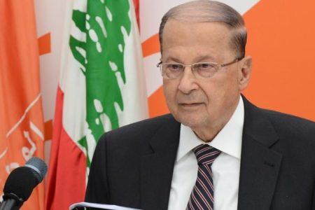 Lübnan Cumhurbaşkanı'ndan Suudi Arabistan'a çağrı: İstifa eden Başbakan Hariri ülkesine dönsün