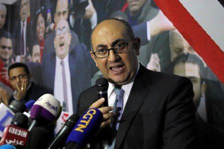 İnsan Hakları Avukatı Khalid Ali Mısır'da Sisi'nin rakibi oldu