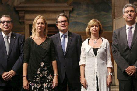 İspanya: Görevden alınan Katalan bakanlardan sekizi tutuklandı