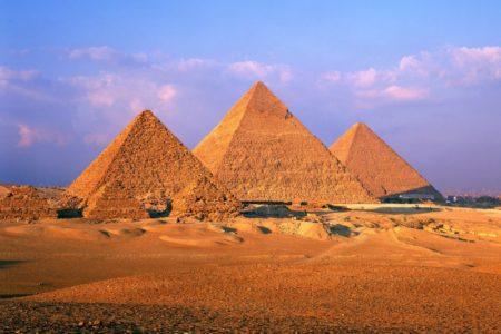 Mısır piramitlerinin sırrına giden yolda yeni ipucu