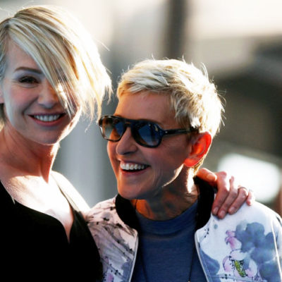 Ellen DeGeneres'in eşi Portia de Rossi, Steven Seagal'ı cinsel tacizle suçladı