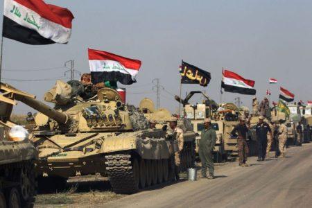 Irak'ta IŞİD'ın elindeki son kasaba alındı