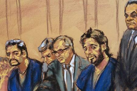 Duruşma yaklaşırken; Reza Zarrab bir kez daha cezaevinden çıkmış gözüküyor