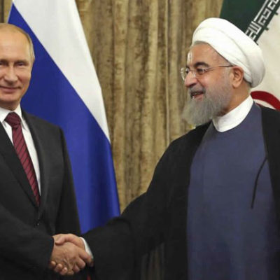 Putin, İran ziyaretinde